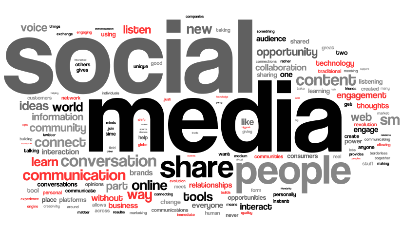 the influence of internet and other media on modern society Essay covering the influence of modern technology on society not only through twitter but facebook and other social media the internet influences the teen.